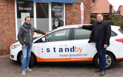 standby startet Carsharing-Projekt in Dörverden